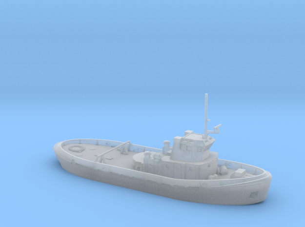 051A Project 498 Tug 1/350 in Smooth Fine Detail Plastic