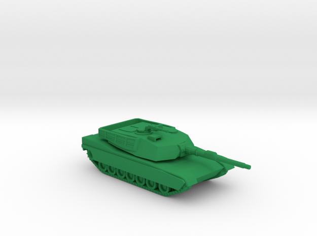 Abrams Tank 3d printed