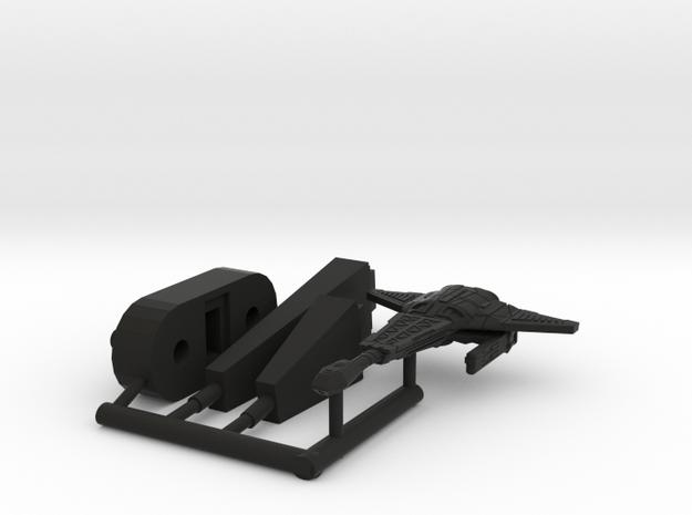 6k D-14B Stinger in Black Natural Versatile Plastic