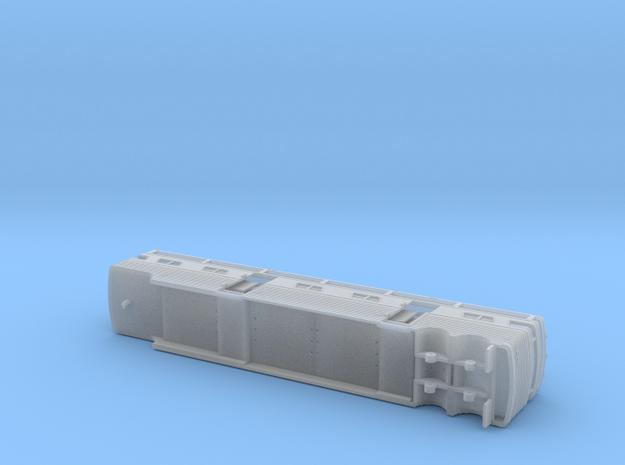 HO 1/87 Horsebox 1988 Streamliner 12 in Smooth Fine Detail Plastic