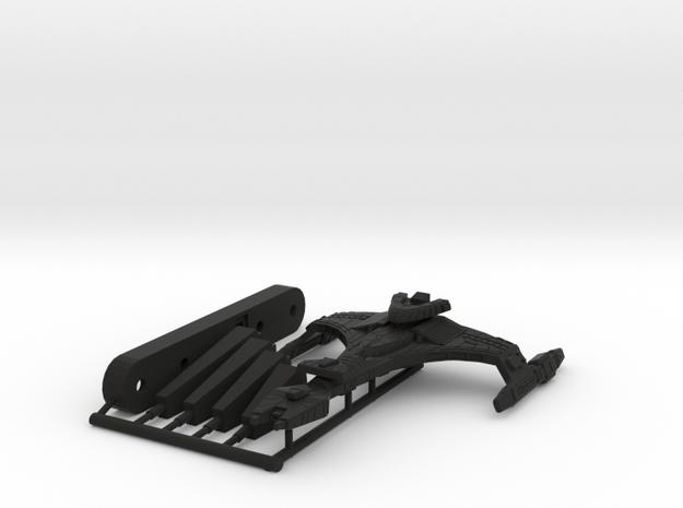 6k Vor cha in Black Natural Versatile Plastic