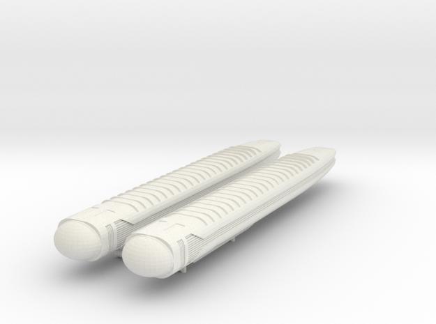 2500 FNW Type C 22 in White Natural Versatile Plastic