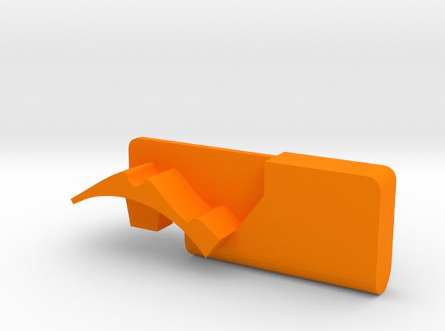 Warthog Throttle part - Elite in Orange Processed Versatile Plastic