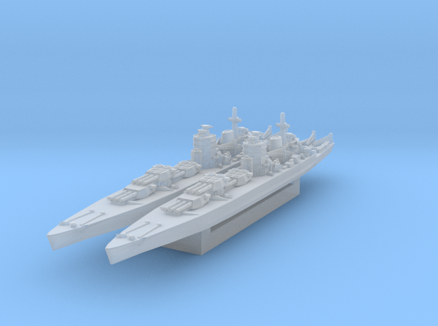Soviet Project 21 1/4800 x2 in Smooth Fine Detail Plastic