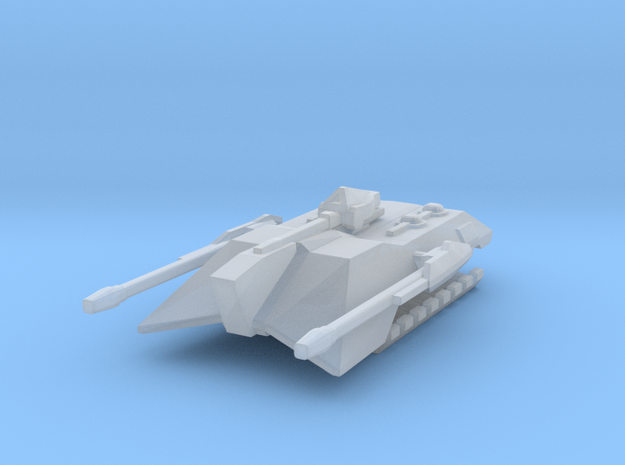 Imperial Artillery transport in Smooth Fine Detail Plastic
