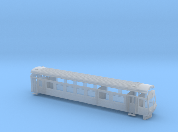 CJ ABt 711-714 in Smooth Fine Detail Plastic: 1:120 - TT