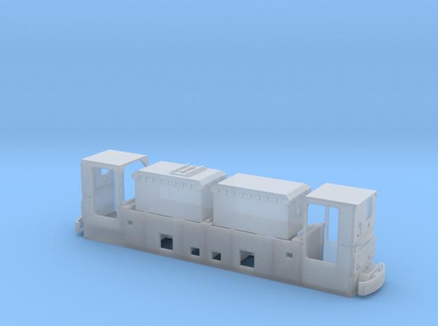 Grubenlok - Siemens SSW - Verbundlokomotive in Smoothest Fine Detail Plastic