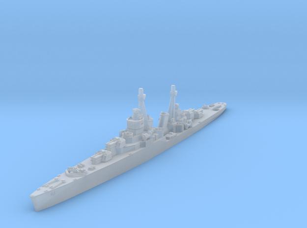 Soviet light cruiser MLK-16-130 1/1800 in Smooth Fine Detail Plastic