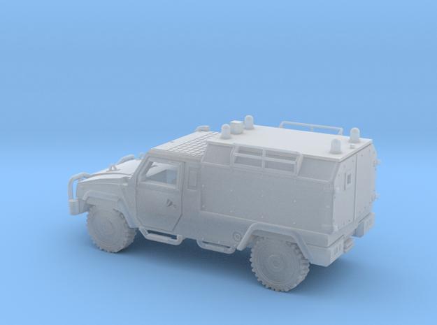 IVECO-LMV-LINCE-Ambulancia-72-proto-01 in Smooth Fine Detail Plastic