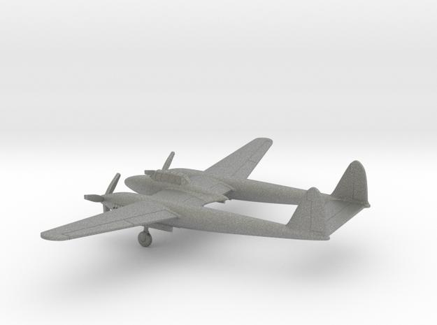 Savoia-Marchetti SM.91 in Gray PA12: 1:200