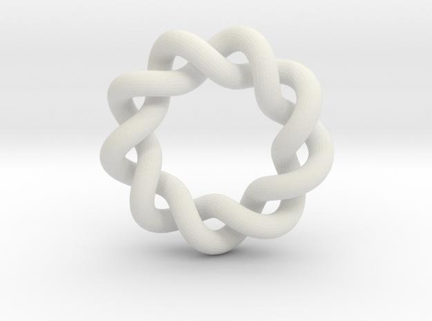 B&G Prime 9.1 in White Natural Versatile Plastic