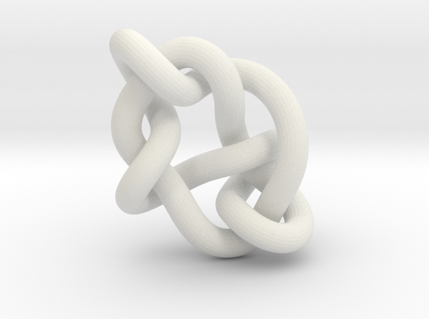 B&G Prime 9.6 in White Natural Versatile Plastic