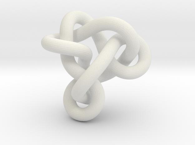 B&G Prime 9.10 in White Natural Versatile Plastic