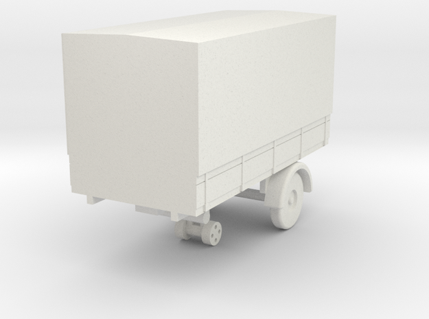 mh3-trailer-13ft-6ft-covered-van-100-1 in White Natural Versatile Plastic