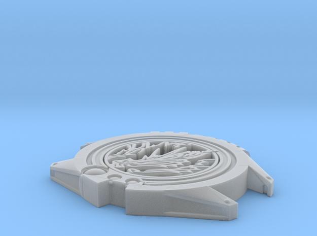 Sephiroths Belt Buckle in Smooth Fine Detail Plastic