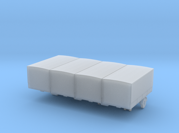 mh6-trailer-15ft-covered-van-148fs-1-x4 in Smooth Fine Detail Plastic