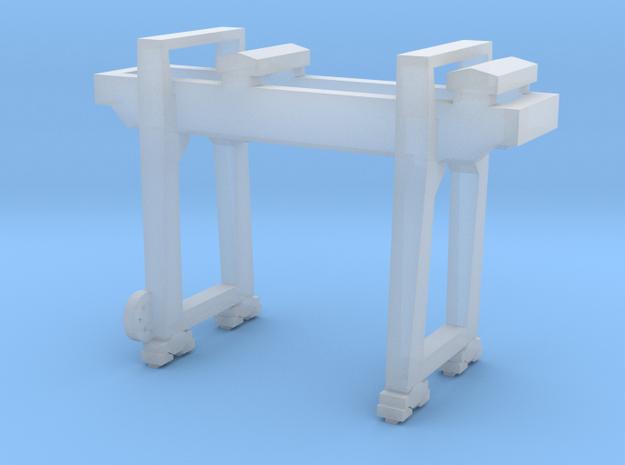 Gantry_1250_v1_x1S in Smooth Fine Detail Plastic