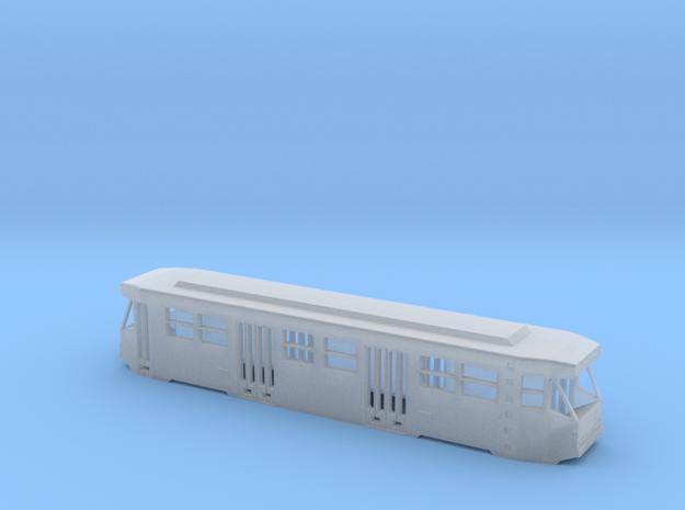 Melbourne A class Tram in Smooth Fine Detail Plastic