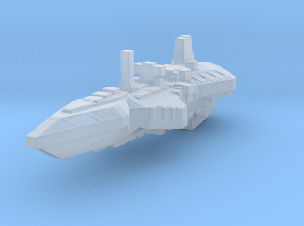 BFG Chaos Devastation Cruiser fleet scale