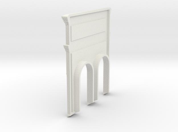 HOfunTP11P2 - Treport funicular in White Natural Versatile Plastic