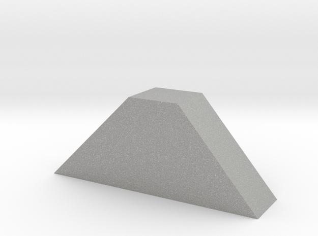 Death Bed Rock Cognate in Aluminum