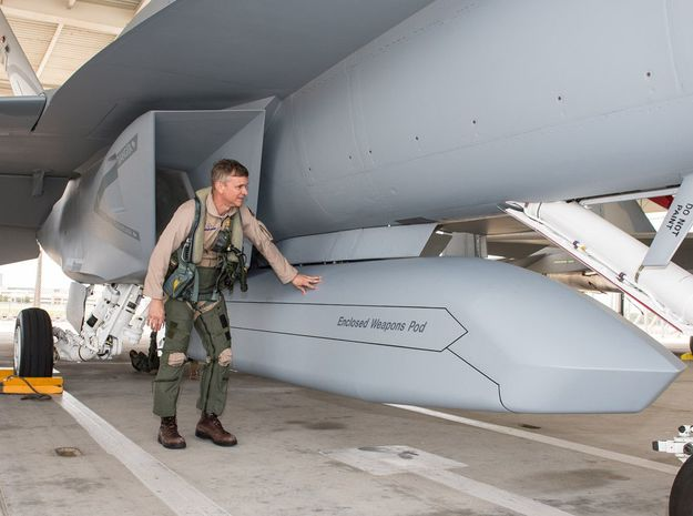 Boeing Enclosed Weapons Pod (EWP)