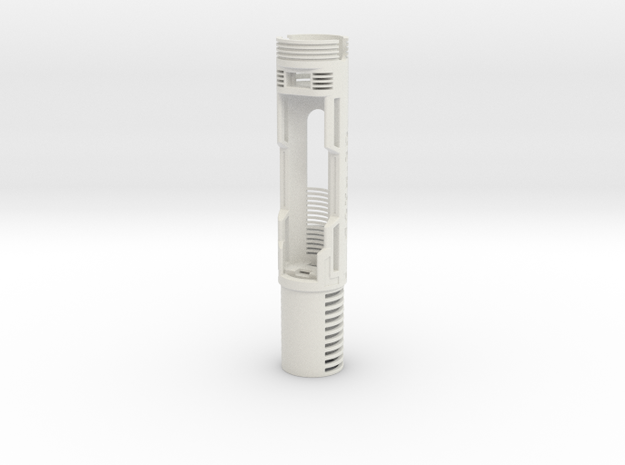 Korbanth - Fallen - Var2 - Proffie in White Natural Versatile Plastic