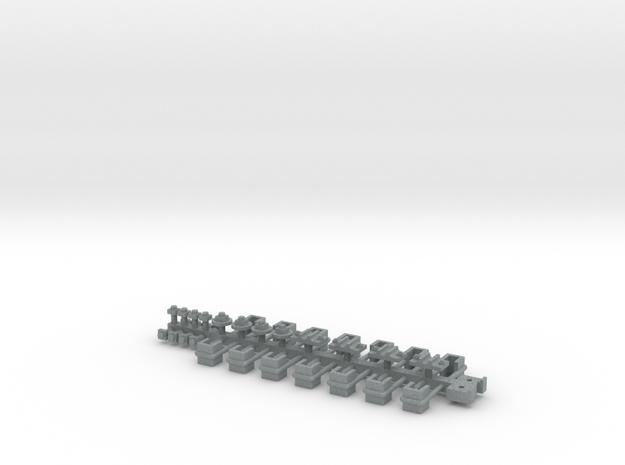 Cc Stake Pockets 3d printed