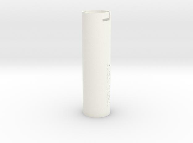 AbraCloudAbra 1024 in White Processed Versatile Plastic