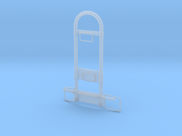 Jetpack Frame with Rings 1/6th Scale in Smooth Fine Detail Plastic