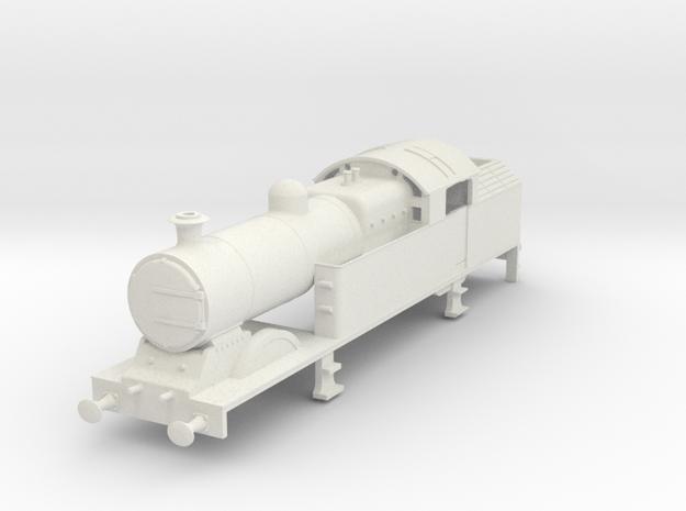 b-87-metropolitan-g-class-0-6-4t-loco in White Natural Versatile Plastic