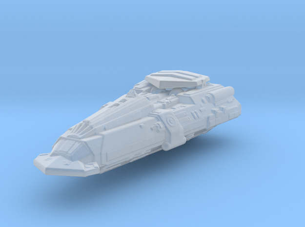 Bajoran Antares Class 1/4800 Attack Wing in Smooth Fine Detail Plastic