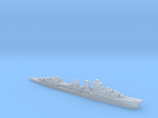 Spanish Mendez Nunez AA cruiser 1:1500 in Smooth Fine Detail Plastic