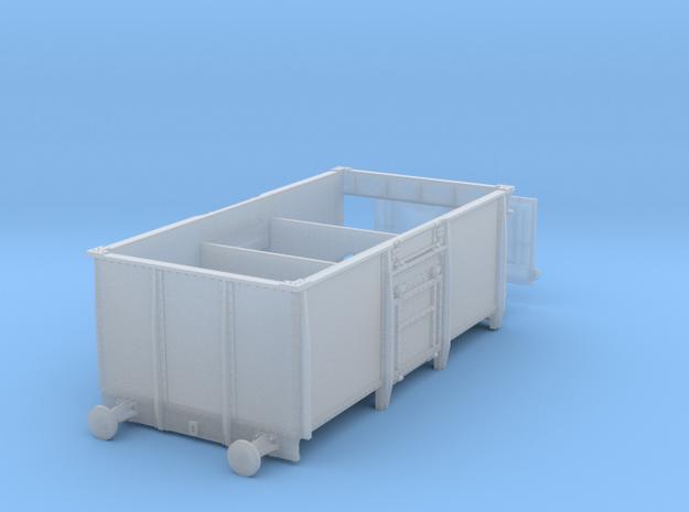 BRwagon1_105_3mmFS_04 in Smoothest Fine Detail Plastic