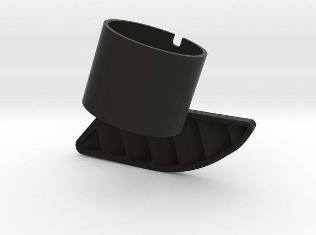 B8_pod in Black Natural Versatile Plastic