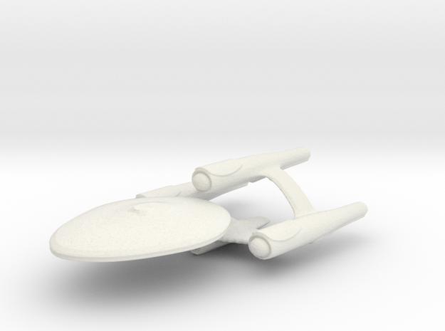 USS Esperanto in White Natural Versatile Plastic