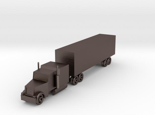 18 Wheeler 3d printed