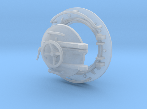 Larger version of the submersible fish hatch. in Smoothest Fine Detail Plastic