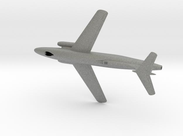 Martin XB-51- 1/96 scale in Gray PA12