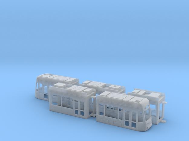 BOGESTRA Variobahn in Smooth Fine Detail Plastic: 1:120 - TT