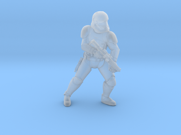 sovereign trooper_04 in Smooth Fine Detail Plastic