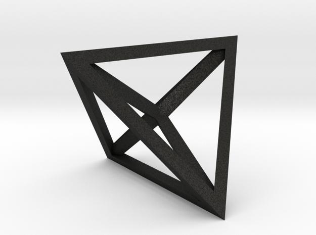 Pentachoron (5-Cell) 3d printed