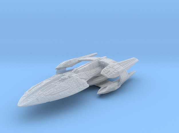 CSS_Archer in Smooth Fine Detail Plastic