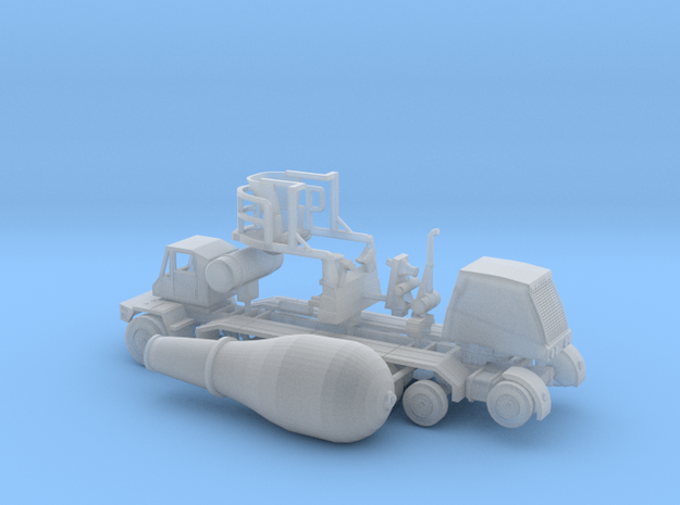 1/160 OshKosh Style Cement Mixer