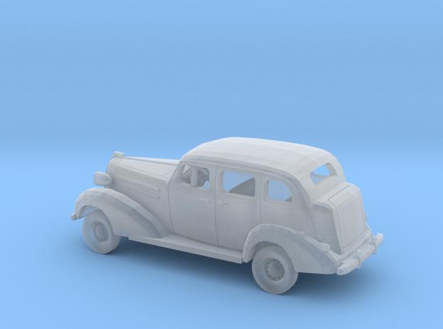 1/87 1936 Chevrolet Sedan Kit in Smooth Fine Detail Plastic