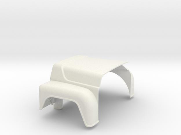 MACK-hood-6cyl 3d printed