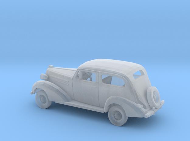 1/160 1936 Chevrolet Standard 2Door Sedan Kit in Smooth Fine Detail Plastic