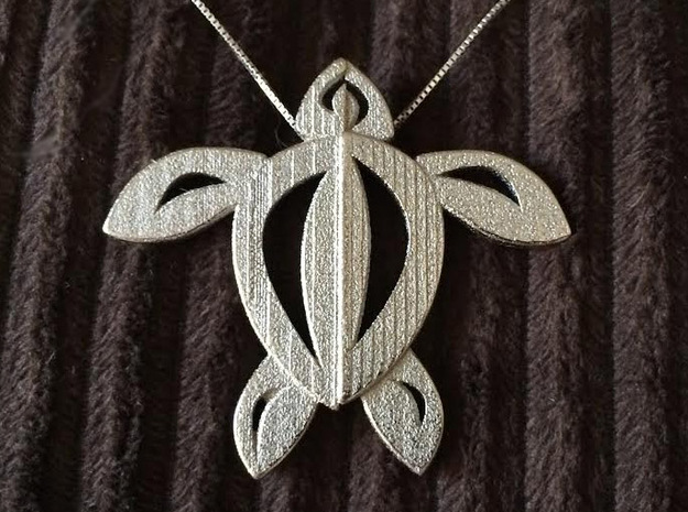 Maui Sea Turtle Pendant