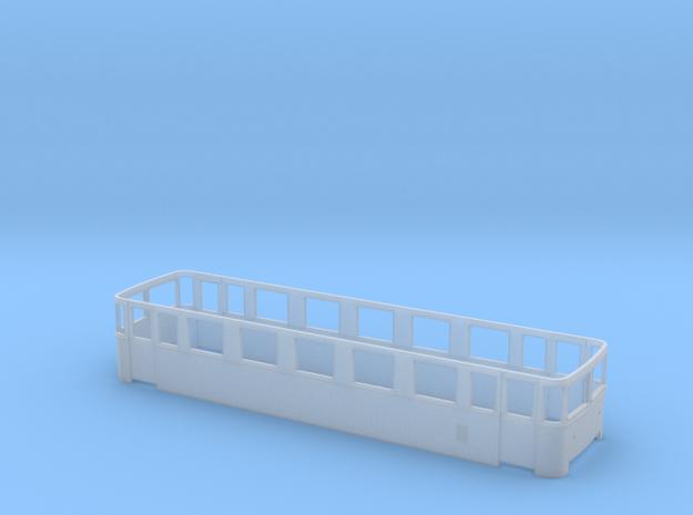 OHE TA0351 Wagenkasten in Smooth Fine Detail Plastic
