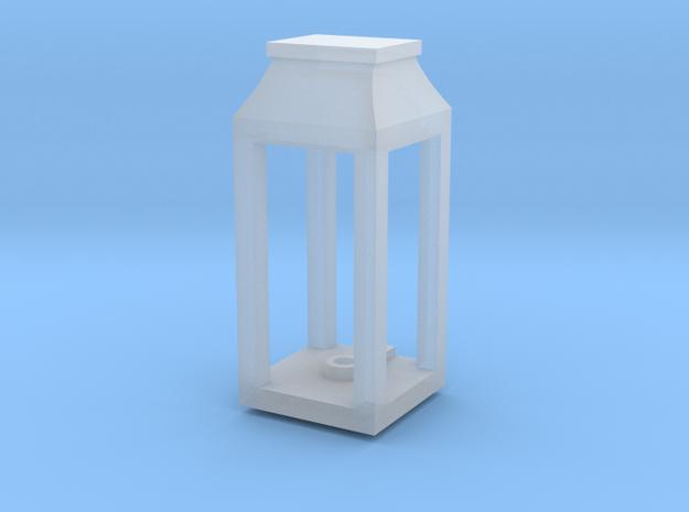 1:12 Floor Single Lantern (0.089 hole) in Smooth Fine Detail Plastic